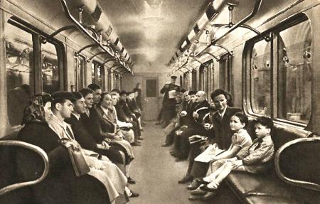 История метро Петербурга - открылась вторая линия, 1961 год