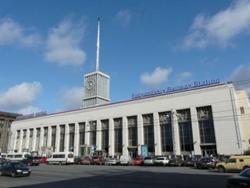 Финляндский вокзал Санкт-Петербурга