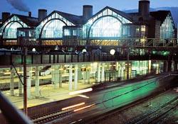 Ладожский железнодорожный вокзал Санкт-Петербурга